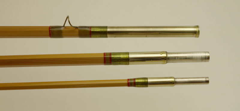 The classic fly rod forum pinning ferrules for Fishing rod ferrules