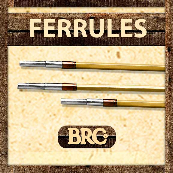 bamboo flyrod project 4 ferrules